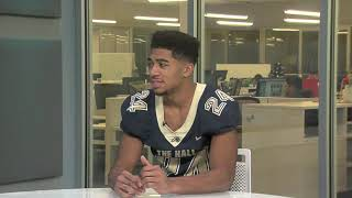 Little All-City Offensive Player of the Year: Phillip Smitherman, Heritage Hall