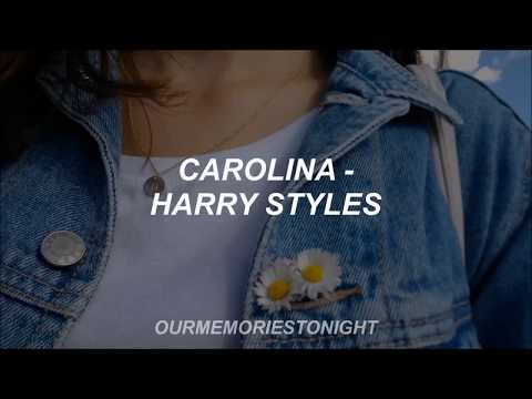 carolina - harry styles (lyrics)