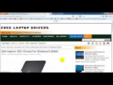 inspiron 15 3521 drivers wifi
