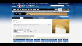 """Fantasy Baseball Ep. 2 """"Uniform and Trade"""""""