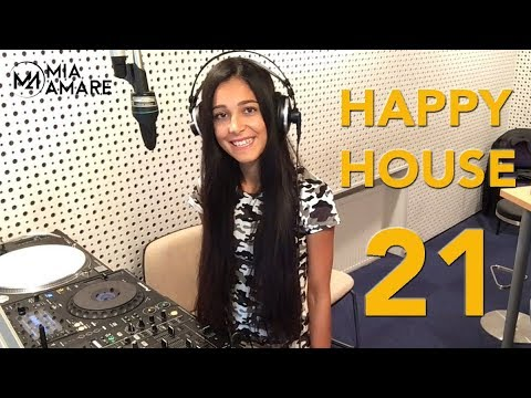 💎Happy House 21💎 mit Mia Amare Deep House DJane Live Radio Mix Stereoton