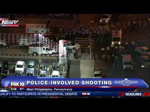 FNN: Officer-involved shooting in West Philadelphia