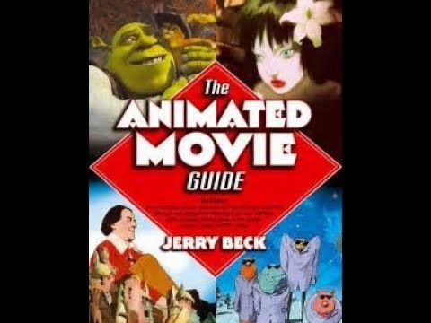 Book Review- The Animated Film Guide by Jerry Beck