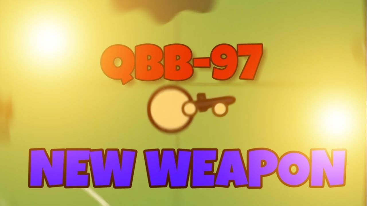 Surviv io New Weapon QBB-97 Gameplay !