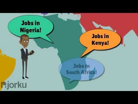 Njorku  Africa's Leading Job Search Website
