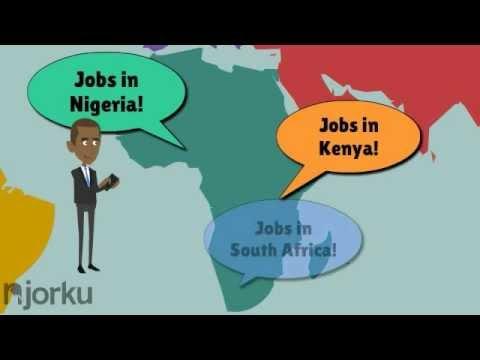 Njorku Africa\u0027s Leading Job Search Website - YouTube