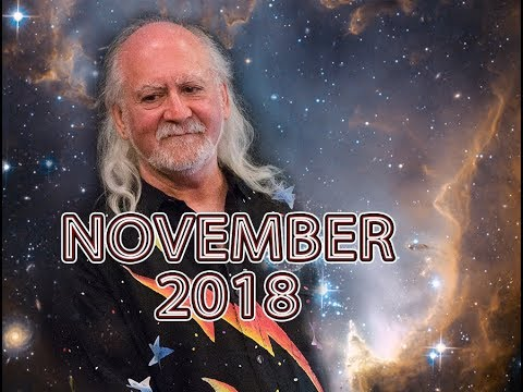 Rick Levine Astrology Forecast for November 2018
