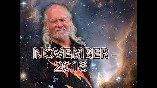 Rick Levine Astrology Forecast for November 2018