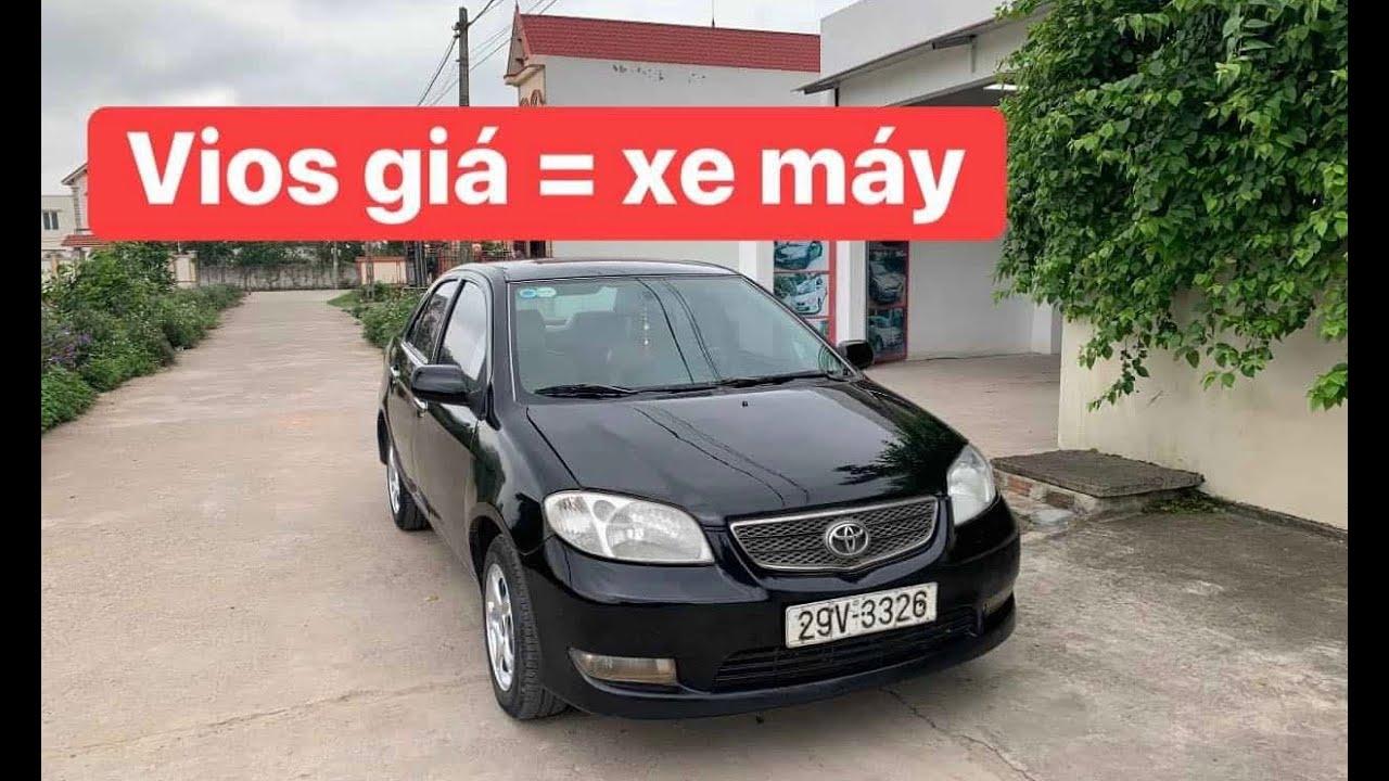 Hàng mới về Vios thần thánh giá rẻ như xe máy ☎️ 0365732222