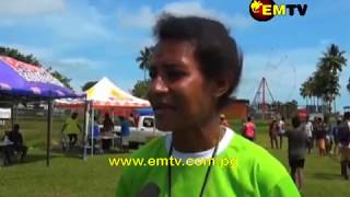 Female Students Participate in Morobe Schools Rugby Development in Lae