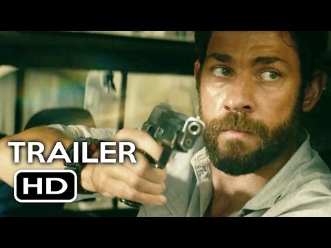 Download Youtube: 13 Hours The Secret Soldiers of Benghazi Official Trailer #1 (2016) Michael Bay Movie HD