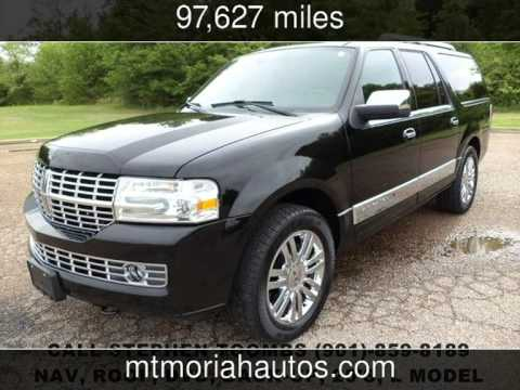 2009 lincoln navigator l used cars memphis tennessee 2014 05 09 youtube. Black Bedroom Furniture Sets. Home Design Ideas