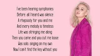 Clean bandit- Symphony (lyrics) feat.zara larsson