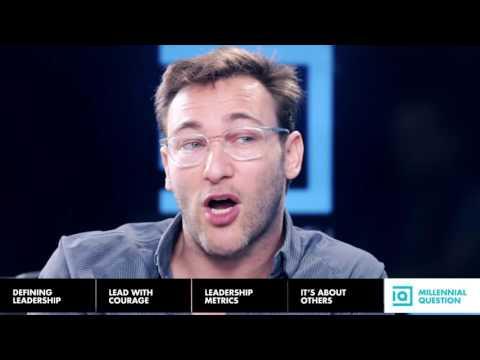 Simon Sinek  – Millennials in the Workplace
