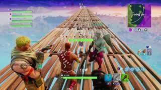 Fortnite: Stairway to Heaven Win!