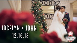 Sterling Ballroom Jocelyn John S Wedding Film