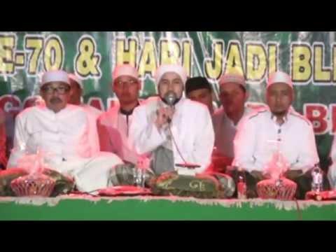 Habib Ja'far bin Utsman al Jufri - Blitar Bersholawat - Qomarun