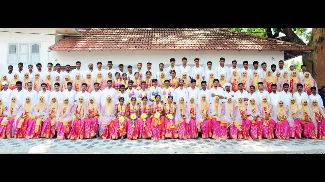 Mass Wedding in Waynad Muslim Orphanage (WMO)