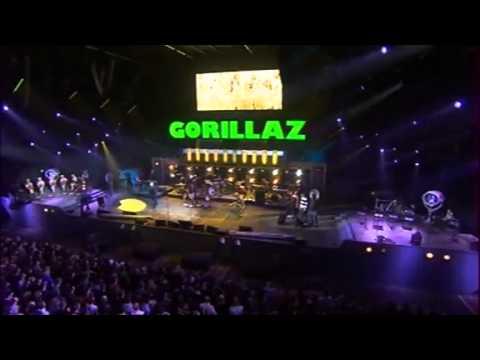 Gorillaz - Last Living Souls (Live @ La Musicale)