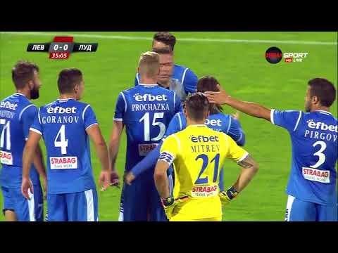 Levski Sofia 0-0 Ludogorets Razgrad