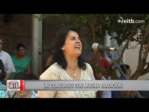 Gansos Lekeitio 2013: Concurso de Irrintzis (gritos) en Lekeitio