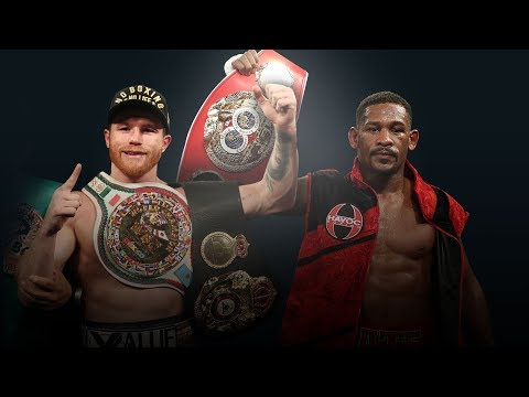 **BREAKING NEWS **SAUL 'CANELO' ALVAREZ WILL TAKE ON DANNY JACOBS  MAY 4TH