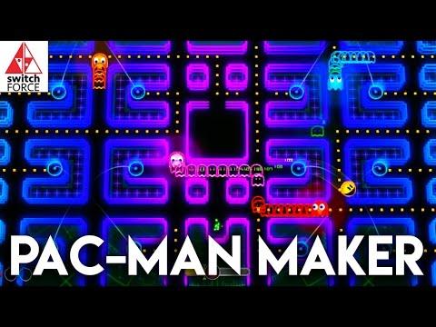 Pac Man Maker The Next 'Maker' Game?!