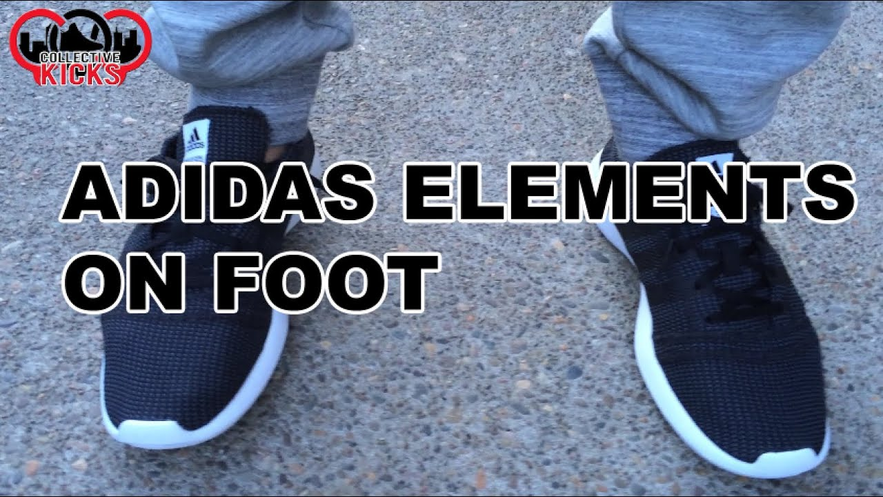 Adidas Element Refine on Foot (From Finishline!)