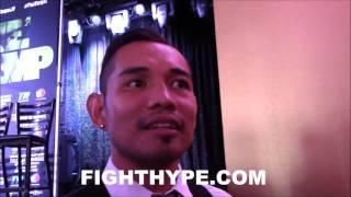 NONITO DONAIRE CHALLENGES PACQUIAO'S STANCE ON GAY MARRIAGE: