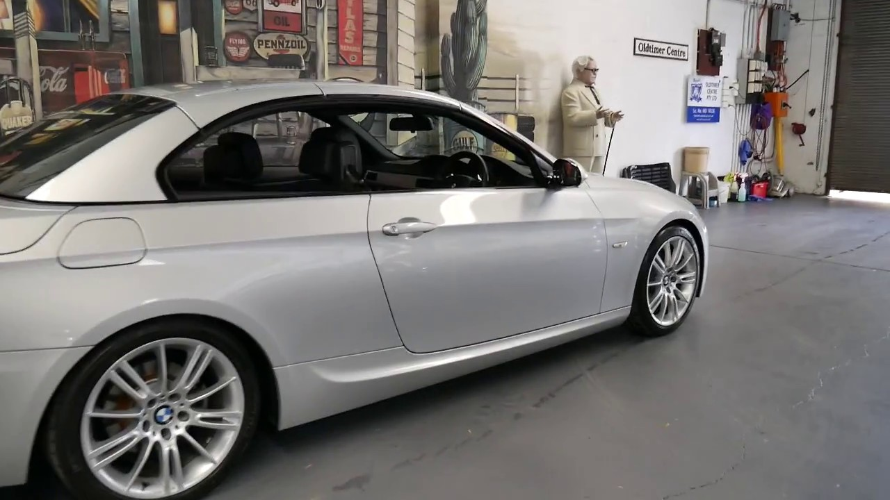 BMW I Convertible MSport With Only Klms YouTube - 2010 bmw 325