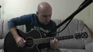 Катюша  /Katyusha Fingerstyle Guitar/ Pass2hoff Vasya