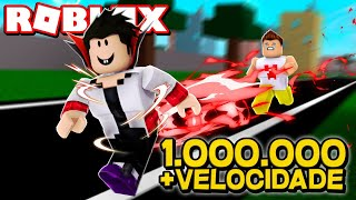 IN SEARCH OF 1 MILLION X SPEED SIMULATOR 2 ROBLOX