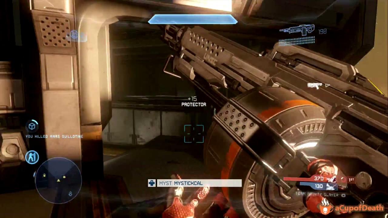 Halo 4 Adrift Gameplay