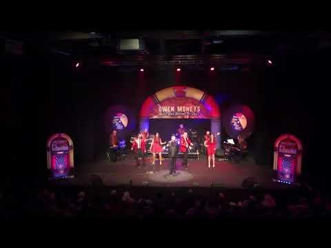 Alex John (UK) - Big Girls Don't Cry - Owen Money's Jukebox Heroes II Tour 2018