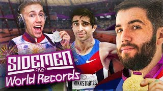 BEST SIDEMEN OLYMPIC WORLD RECORDS!