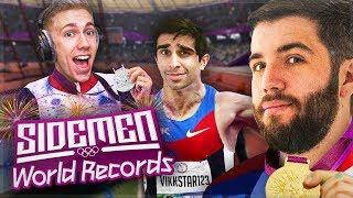 BEST SIDEMEN OLYMPIC WORLD RECORDS!