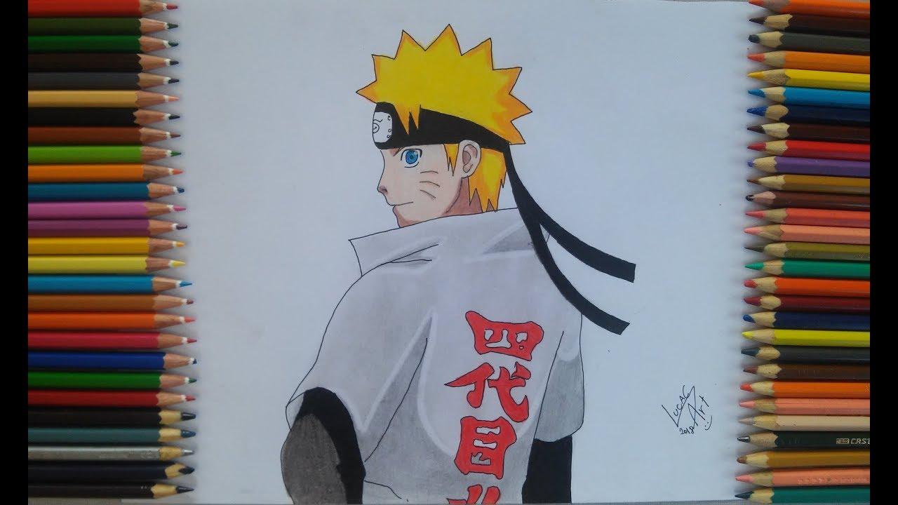 Imagens Para Colorir De Naruto: Kakashi Para Colorir 5 Aprender A Desenhar
