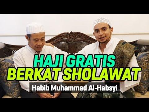 Haji Gratis Berkat Sholawat Mau Amalkan