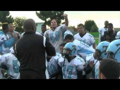 2011 Tennyson High Lancers' Football Highllghts - YouTube