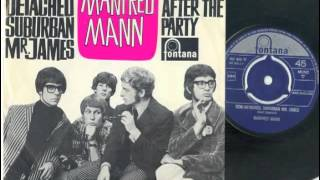 Manfred Mann - Semi Detached Suburban Mr James.