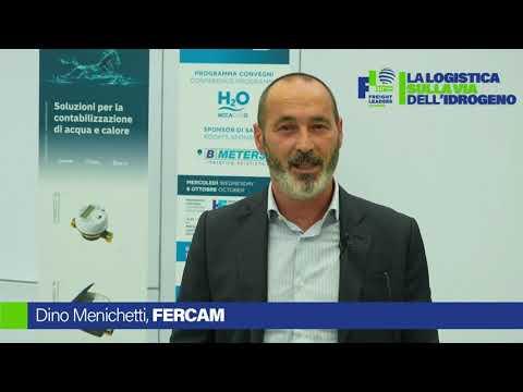 La logistica sulla via dell'idrogeno: intervista a Dino Menichetti, FERCAM
