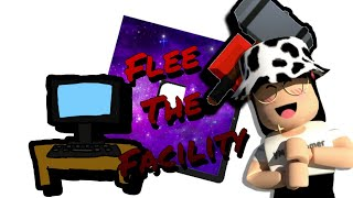 Playing Roblox with my friend Martu/Flee the Facility - Cami Fun Pack