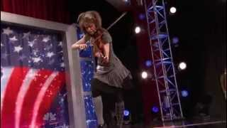 Lindsey Stirling America's Got Talent Audition