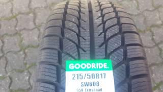 Goodride SW608 - Prezentacja oraz pomiar głębokości bieżnika