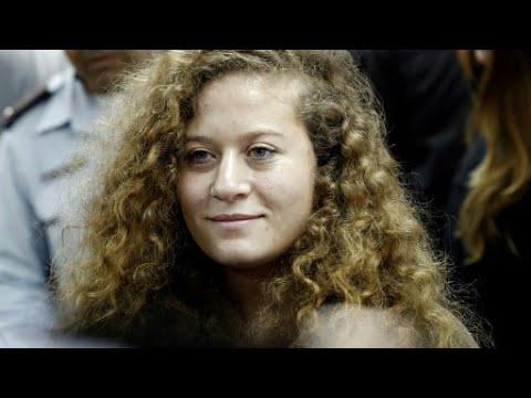 الحكم على عهد التميمي بالسجن ثمانية أشهر بعد اتفاق يقضي باعترافها بالذنب  - نشر قبل 3 ساعة