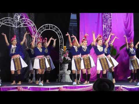 Nkauj Hmoob Peev Xwm (Round 1) - Sacramento Hmong New Year Celebration 2015-2016