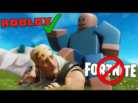 Roblox Fortnite Is Better Than Actual Fortnite...