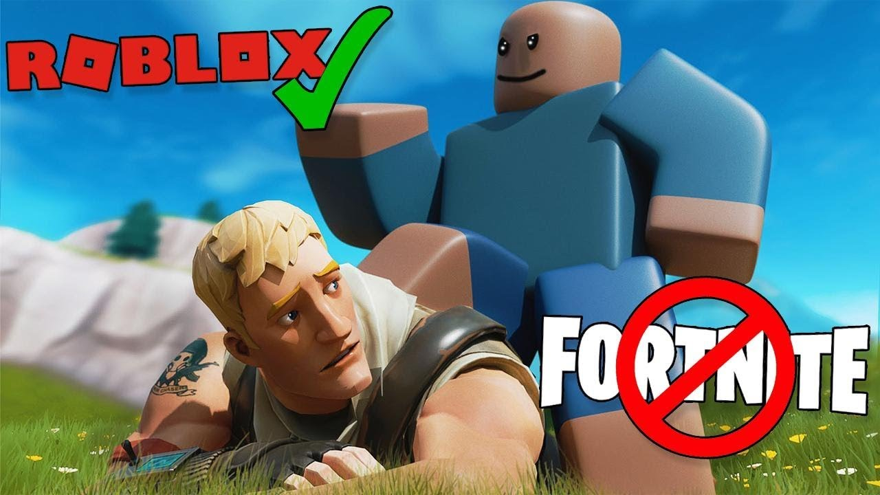 Roblox Fortnite Is Better Than Actual Fortnite Youtube