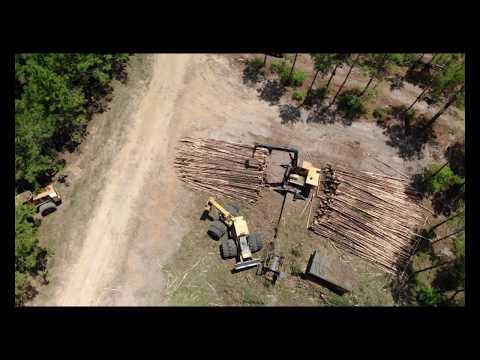 Repeat Tigercat Skidder & Loader, John Deere Skidder & Track
