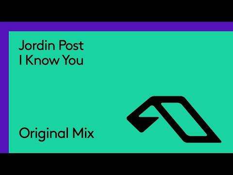 Jordin Post - I Know You mp3 baixar